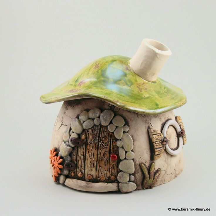 17 best images about polymere clay fairy houses on. Black Bedroom Furniture Sets. Home Design Ideas