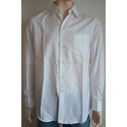 Next pánská košile, dlouhý rukáv bílá 41 cm