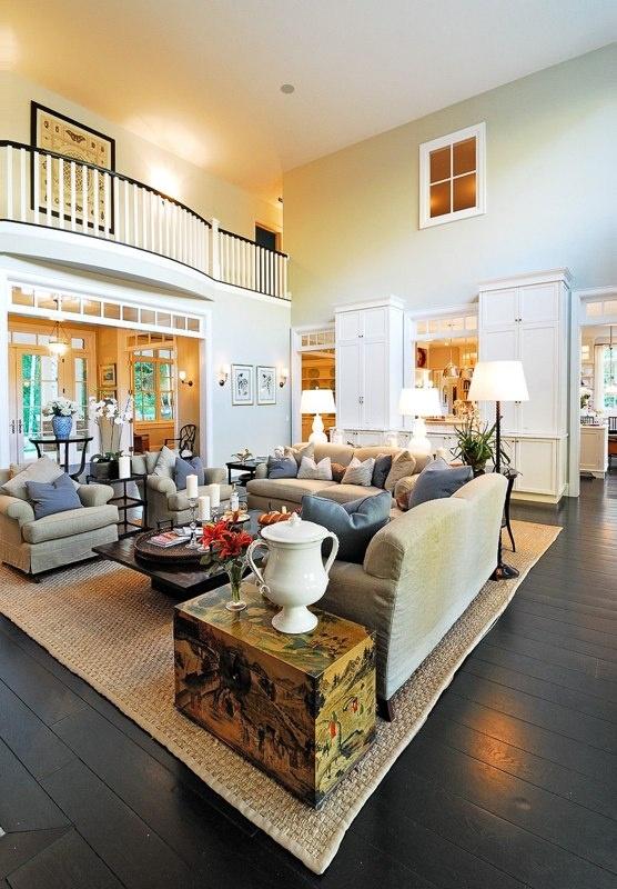 Best 25 Open Living Rooms Ideas On Pinterest Open