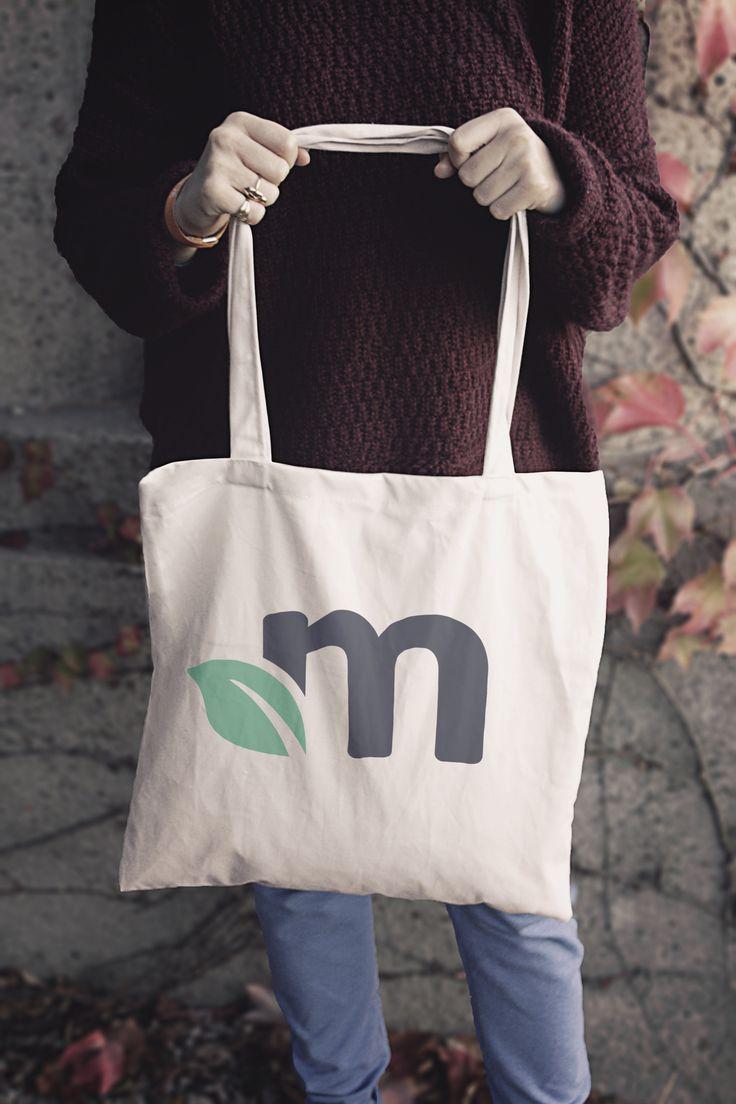 White apron mockup - Premium Fabric Eco Bag Mockup Http Goo Gl 5cvq0v