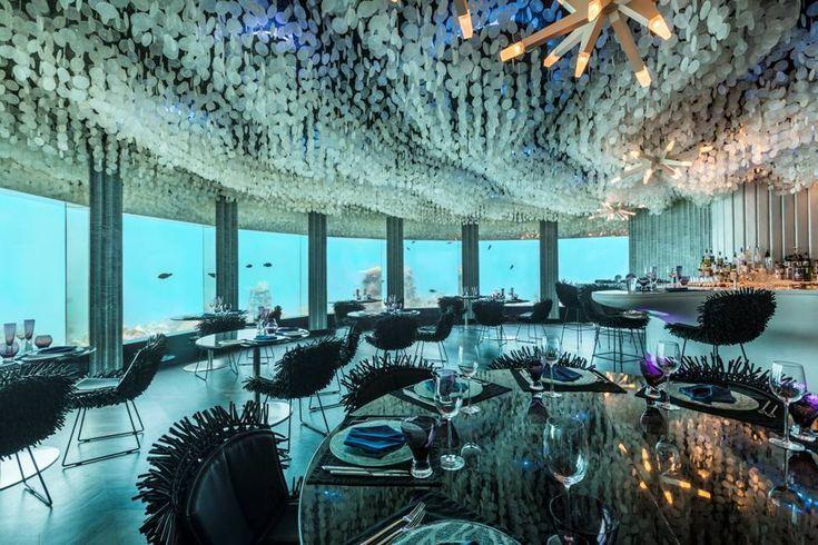 Subsix underwater nightclub by Poole Associates   Australian Design Review