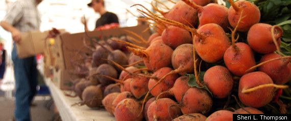 Denver's farmer's markets are gearing up for the 2012 season.  One more month to go!
