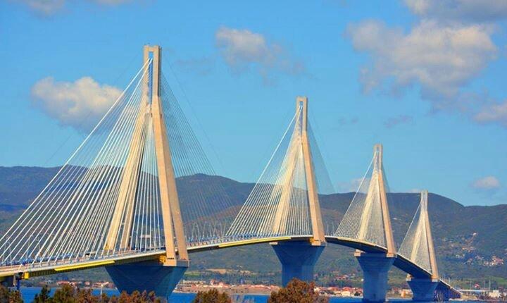 Rio antirroe bridge