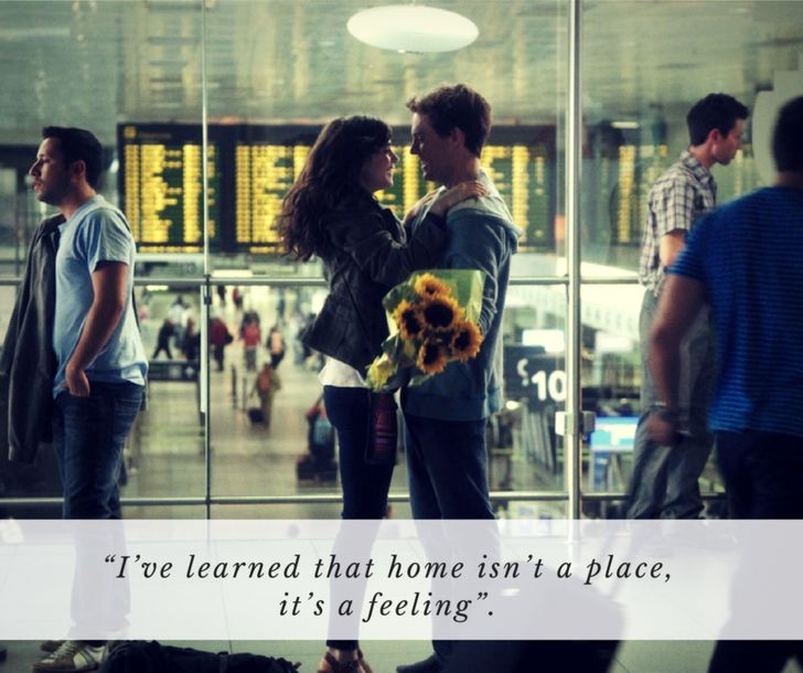 Best lines from 'Love Rosie'   #Loverosie #Love #Quotes #Movies_and_tv