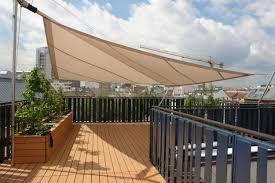 bildergebnis f r dach terrasse windschutz segel sonnemsegel pinterest dachterrasse. Black Bedroom Furniture Sets. Home Design Ideas