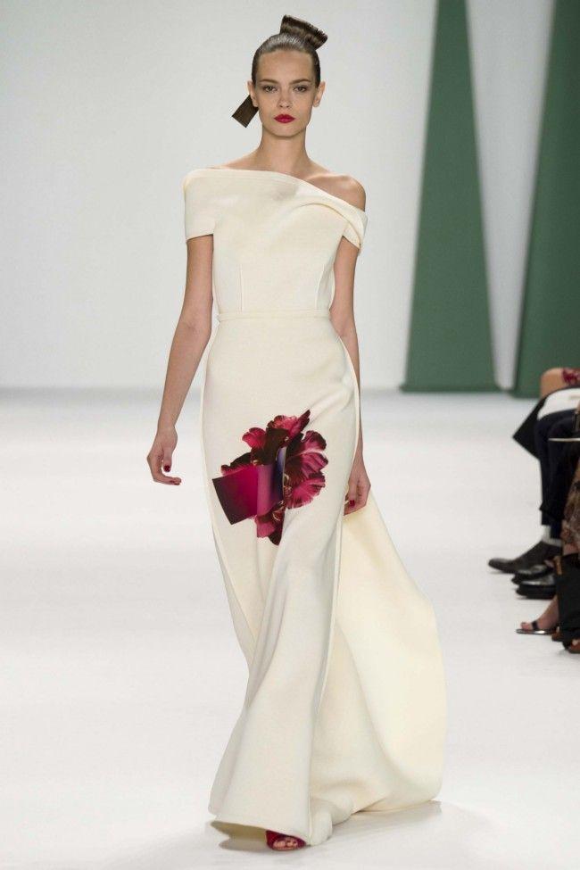 Carolina Herrera ready-to-wear spring/summer '15 gallery - Vogue Australia