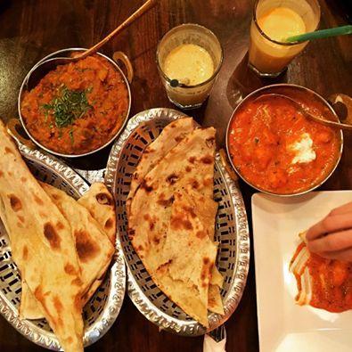 Męczy Was brzydka pogoda?  Kuchnia indyjska poprawi Wam nastrój! :D