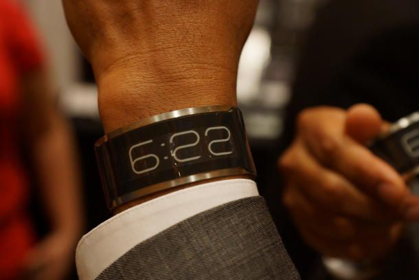 The CST-01: The world's thinnest watch makes it debut #CES