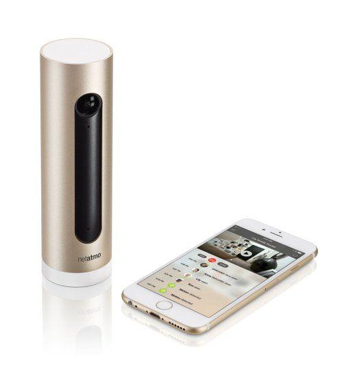 Segurança: 4 gadgets para proteger o que mais ama - High-Tech Girl Welcome, da Netatmo