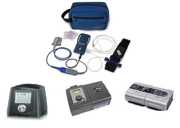 CPAPUSA Home Sleep Test and Auto CPAP Machine Package - CPAPUSA.com