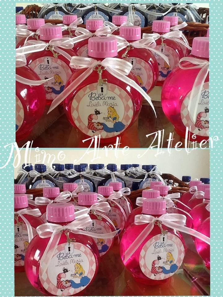 Mimo Arte Atelier: Festa Alice no Pais das Maravilhas da Laila - Natal - RN