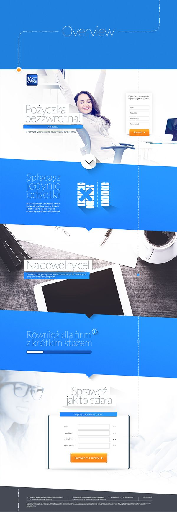 Tax Care - campaign by Epic Dreams Studio, via Behance