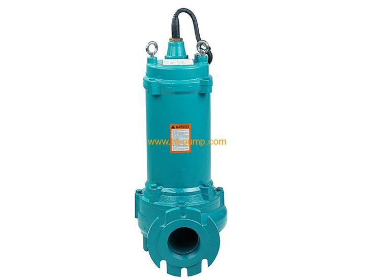 Sewage Pumps with Cutter-VSC Max. head: 20m Max. flow: 40m3/h Power: 3.0 kw (4.0hp) It is suitable for draining sewage in sanitation, factory, mine and family.
