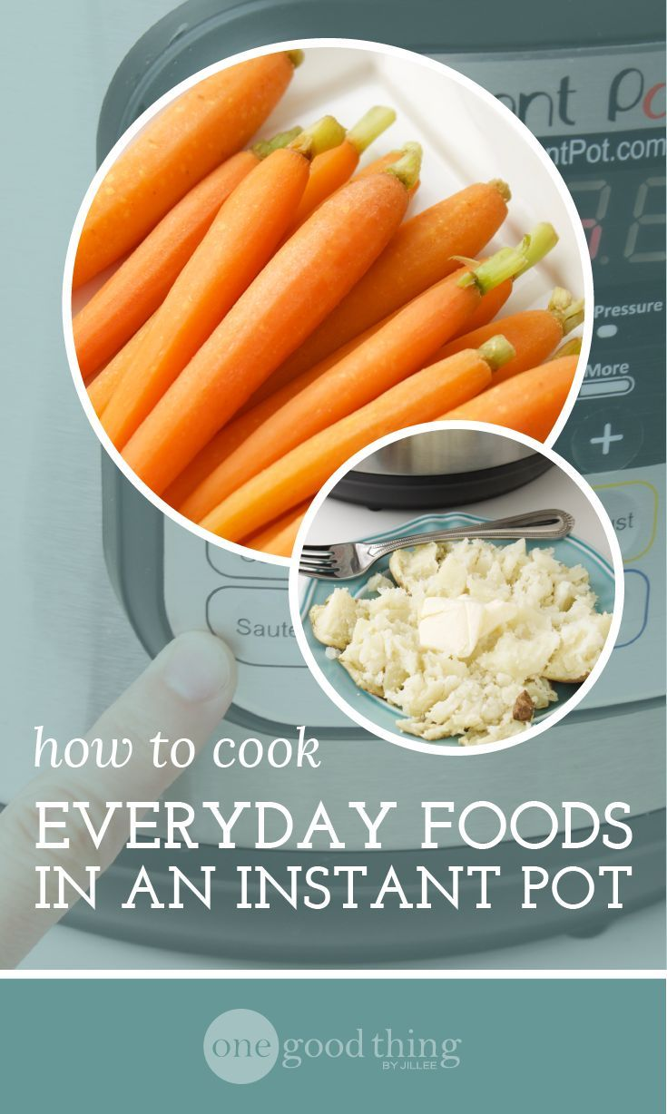 How To Make 5 Everyday Foods In Your Instant Pot