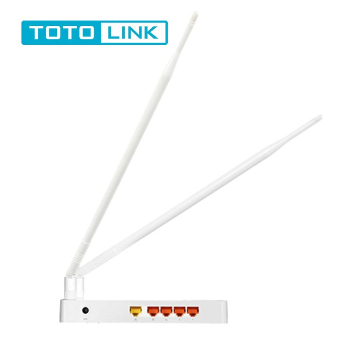Original TOTOLINK N300RH WiFi Repeater 300Mpbs Long Range Wireless N Router With 2*11dBi Detachable Antenna VLAN Qos  #Affiliate