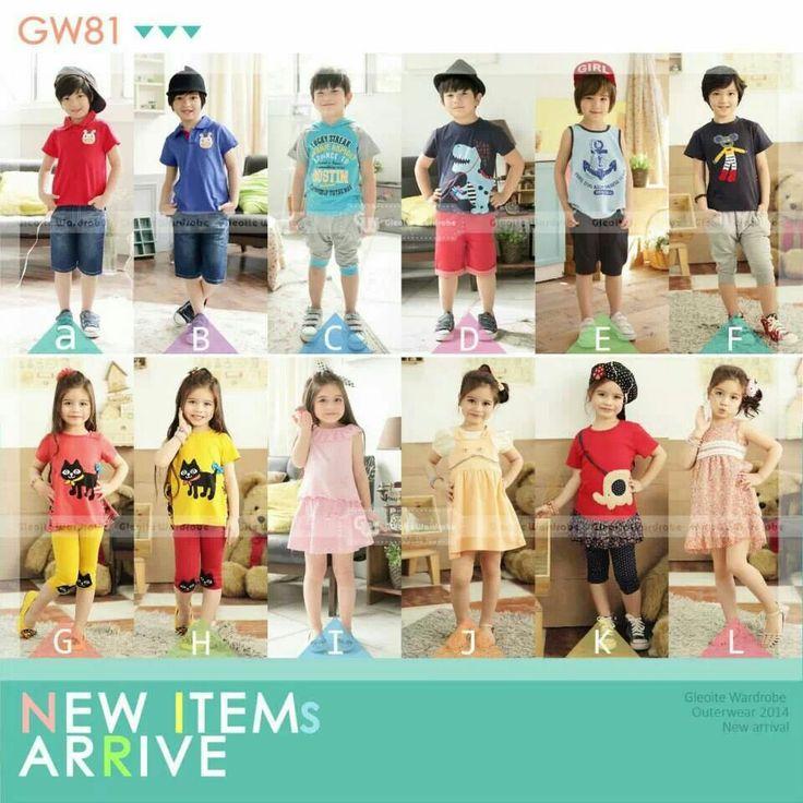 GW81 FASHION STYLE SIZE 95-140