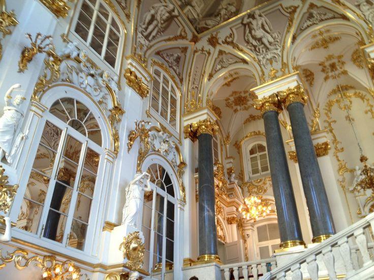 Государственный Эрмитаж / Hermitage Museum en Санкт-Петербург
