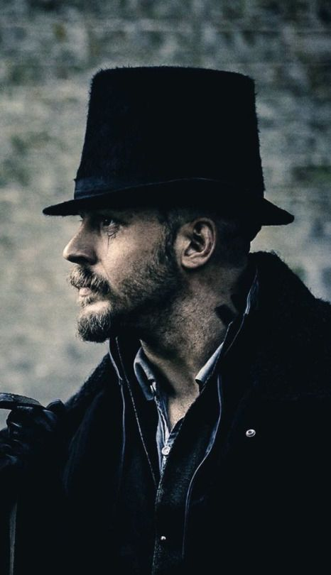 Tom Hardy . Taboo - so so beautiful I want to cry - damn you Tommy