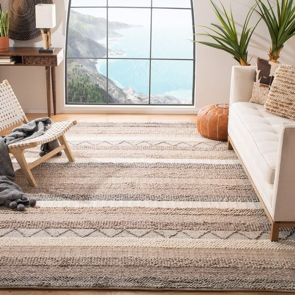 Overstock Com Online Shopping Bedding Furniture Electronics Jewelry Clothing More In 2020 Casual Rug Beige Area Rugs Wool Area Rugs