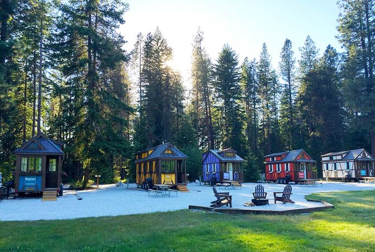 Vacation tiny in beautiful Leavenworth, Washington! More Info | Book Now