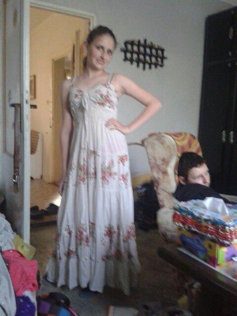 Letní klasické šaty