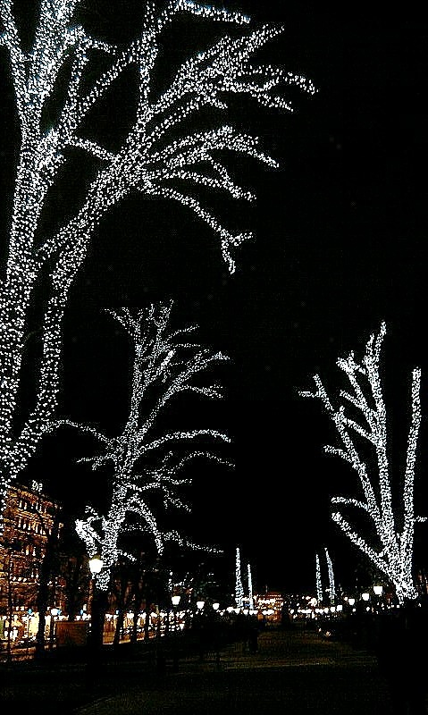 New Years Eve in Helsinki, Finland.