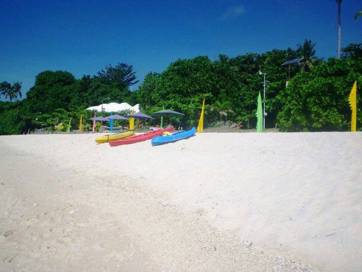 Aliguay Island, Dapitan City, Zamboanga del Norte, Philippines