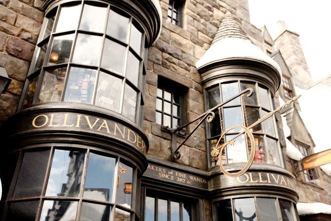 Universal Studios - Wizarding World of Harry Potter Universal Studios Osaka The Cherry Blossom Girl