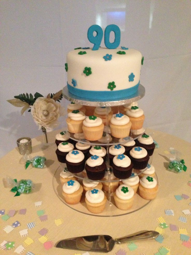 20 best cakes images on Pinterest 90 birthday 90th birthday and