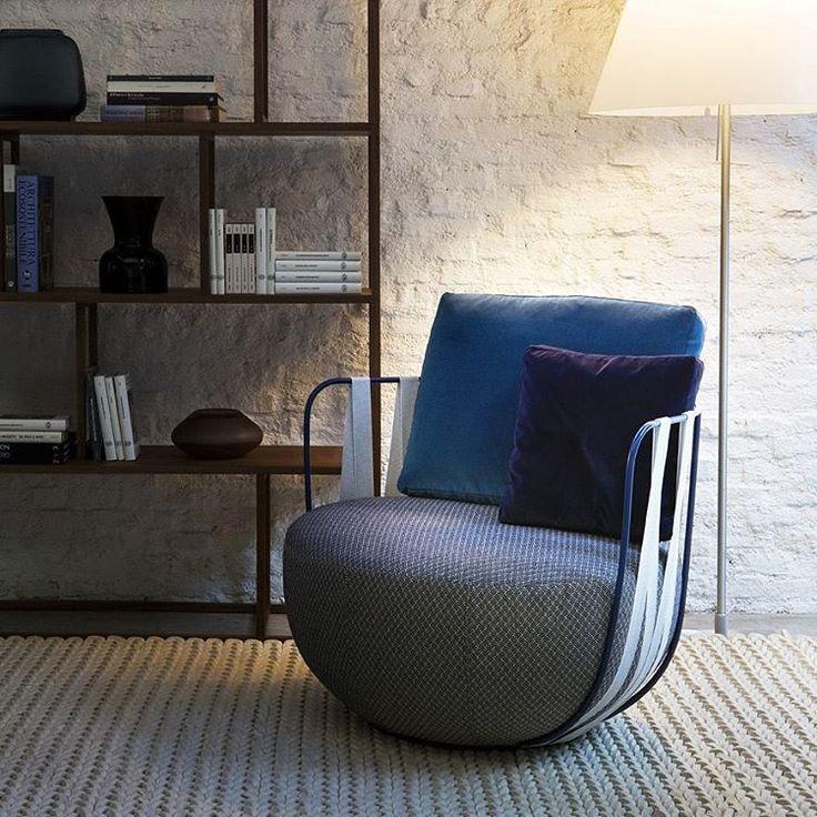 Miami Swivel Armchair Design Francesco Lucchese | Swan Italy