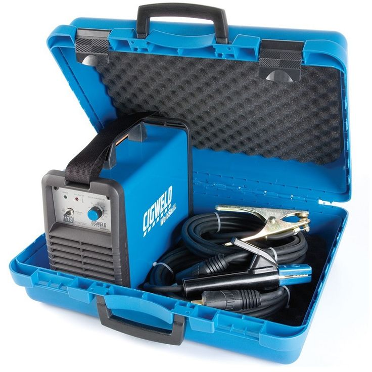 Cigweld W1002901 170 amp Inverter Welder| Get Tools Direct