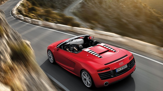 Neu: Audi R8 2012 Modellvorstellung