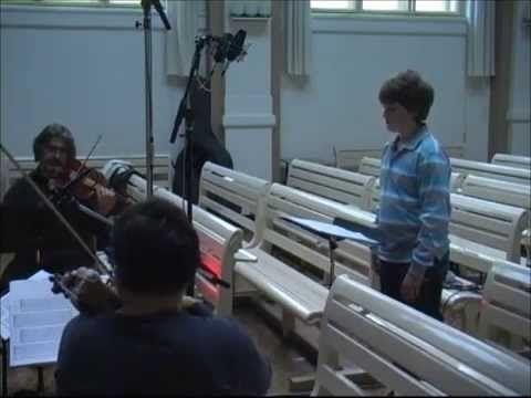 OMBRA MAI FU - G.F.Handel,Xerxes- treble David Cizner