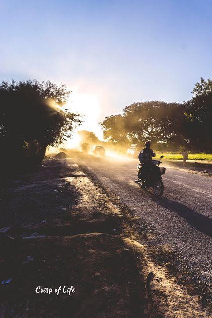 [MYANMAR] Van Journey to Bagan (Nyaung U) from Mandalay - Experience of wonderful Burmese people - Crisp of Life