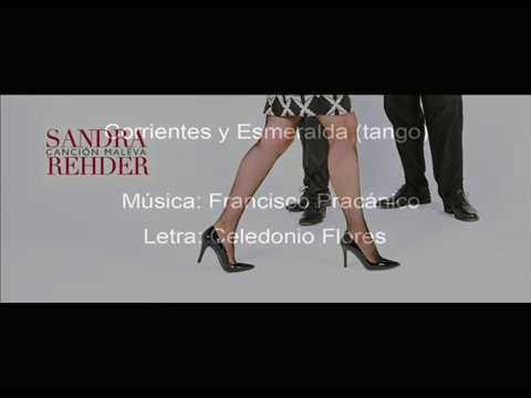 """Corrientes y Esmeralda (tango) Sandra Rehder """"Canción Maleva"""""""