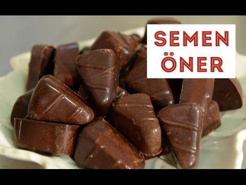 Evde Çikolata Yapımı | Semen Öner Yemek Tarifleri - YouTube