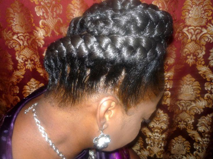 3 Goddess Braids Hairstyles: 20+GODDESS BRAIDS