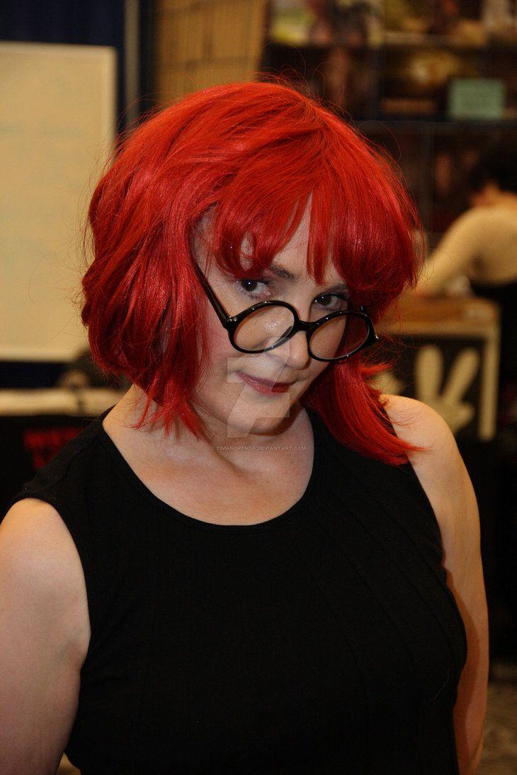 Janine Melnitz, Renda Carr Ghostbusters by TimandRenda