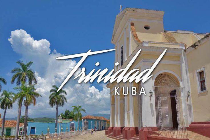 Trinidad in Kuba - Ich bin ein bisschen verliebt in Dich