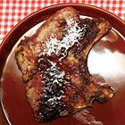 Een heerlijk recept: Karbonade met mosterd bruine suiker en rucola stamppot