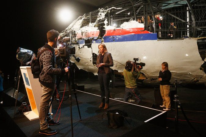 Why Russia's Alternate History of Malaysia Airlines Flight 17 Matters - The New York Times