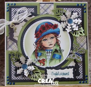 Made by Marianne: https://www.crealies.nl/detail/1293843/15-05-22-marianne.htm & http://www.crealies.blogspot.nl/2015/05/gefeliciteerd.html Crealies items: Modern Patchwork no. 3 Crea-Nest-Lies XXL no. 16 Crea-Nest-Lies XXL no. 21 Label and Tags no. 2 Wave Set of 3 no. 6 Vlinders 2 Set of 3 no. 13 Bloemen 9 Set of 3 no. 17 Bloemen 11 Creative Shapes no. 22 Duo Dies no. 6 Vlinders 2 Duo Dies no. 14 Labels 1 NL tekst