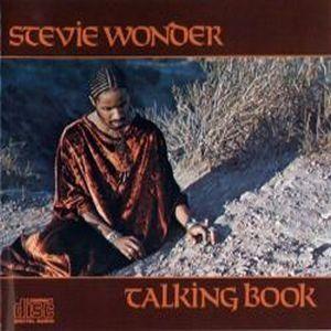 Talking Book Stevie Wonder