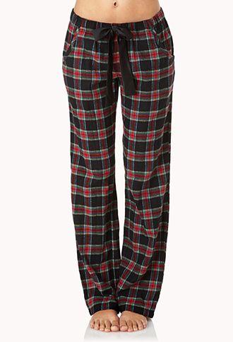 $13Grunge PJ Pants   FOREVER21 - 2000074945