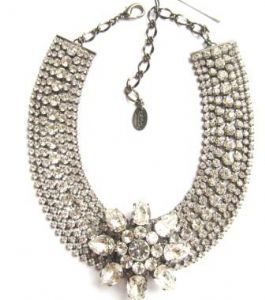 Krystal London Swarovski crystal necklace