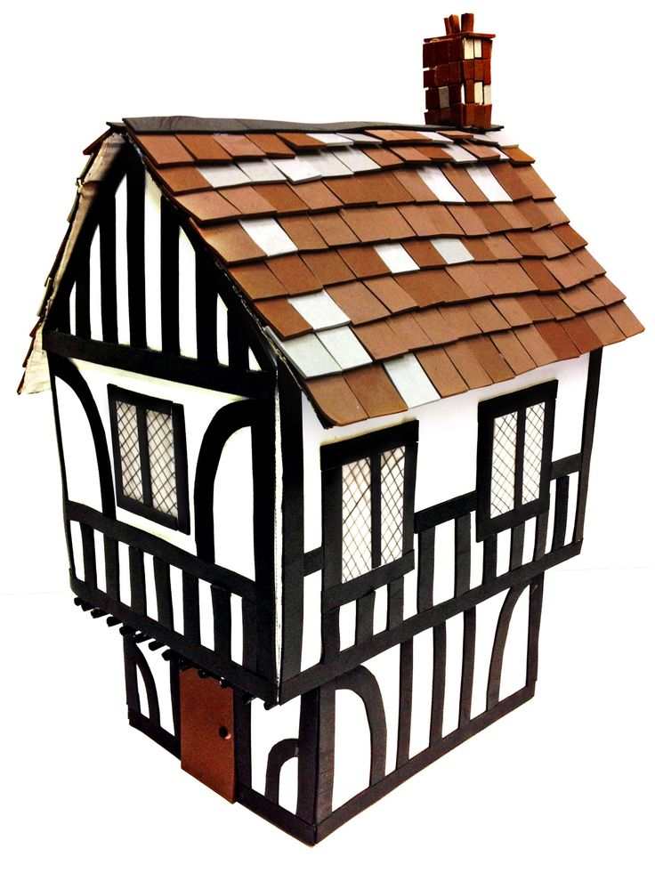 Tudor House Project - Hobbycraft Blog