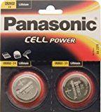 CR2032 Battery (2 pack) - Panasonic, Lithium Coin Cell, 3V by Panasonic   701 days in the top 100  (3072)Buy new:   £0.99 36 used & new from £0.21(Visit the Bestsellers in Electronics list for authoritative information on this product's current rank.) Amazon.co.uk: Bestsellers in Electronics...
