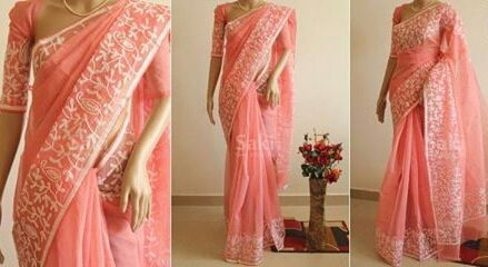 We are the Manufacturers and Wholesalers of The Elegant Supernet Kota Sarees and Salwar suits with Aari Work..We have more than 175 Designs that are READY TO DISPATCH SAME DAY.. Kota Supernet is one of the best mesh fabrics having a more graceful and dignified look. This fabric is made of pure cotton and its beauty is intensified with Aari handwork, that is the most beautiful and artistic thread work done by hand, using quality threads. For more Designs Plz Whatsapp 09986890857.RESELLERS…