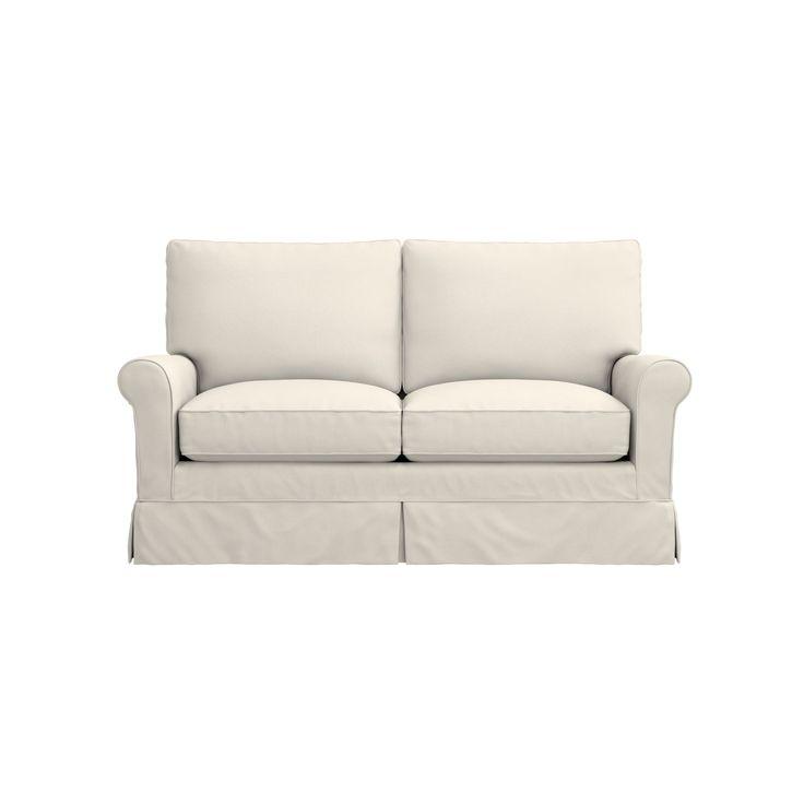 Sofa You Love Thousand Oaks: Harborside Slipcovered Loveseat