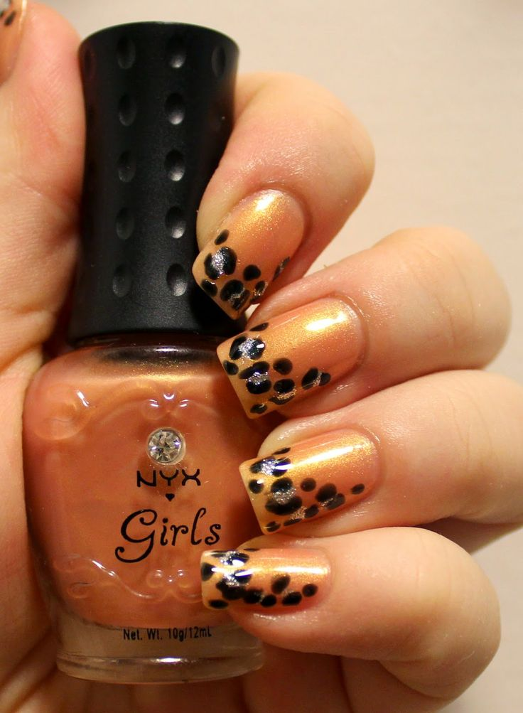 Goodly Nails: Nectari leopardit